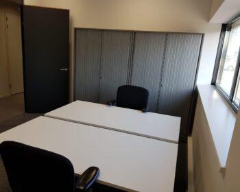 nieuwe werkplek