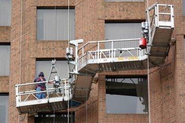 onderhoud aan gebouwen