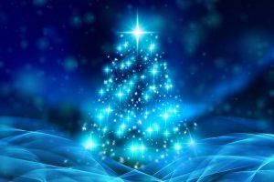 Maak een kerstboom van uw vlaggenmast