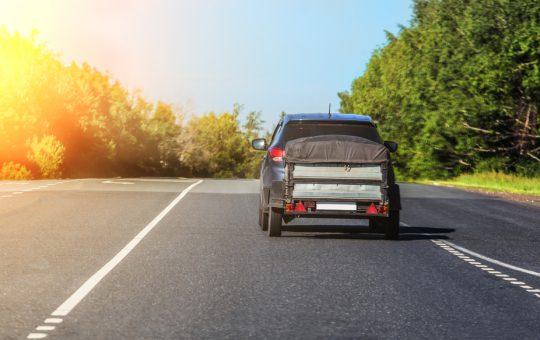 Be rijbewijs behalen aanhangers